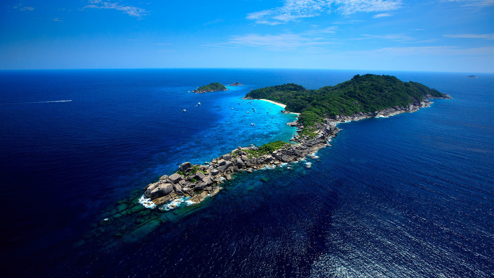 similan-island-from-the-air