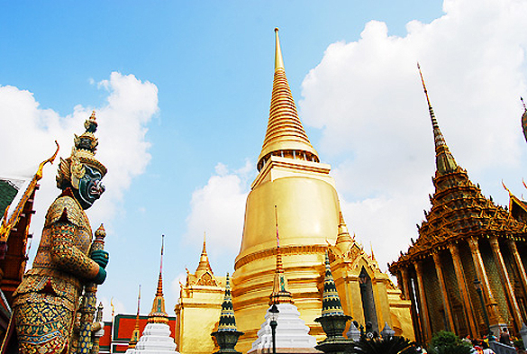 The Grand Palace& Wat Prakeaw