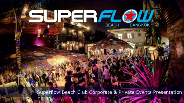 Superflow Beach Club
